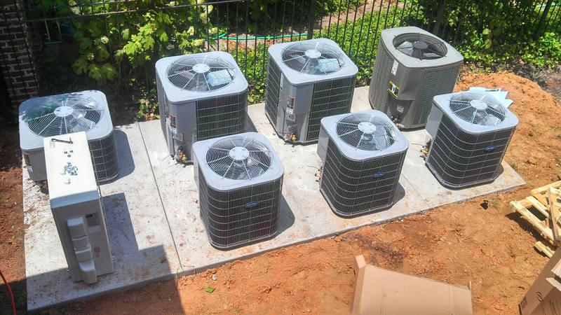 Forsyth School Commercial HVAC Installation